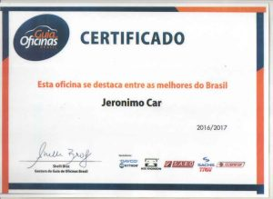 CERTIFICADO JERONIMO CAR